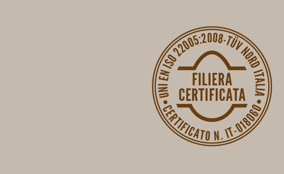 Sabbatani - le buone scelte - filiera certificata